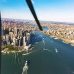 Начиная с июля текущего года, над Нью-Йорком начнут курсировать вертолёты-такси - Uber Copter